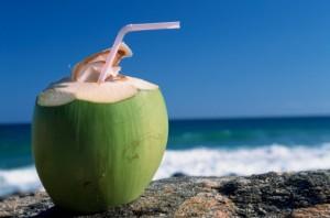Coconut milk, BA, Brazil
